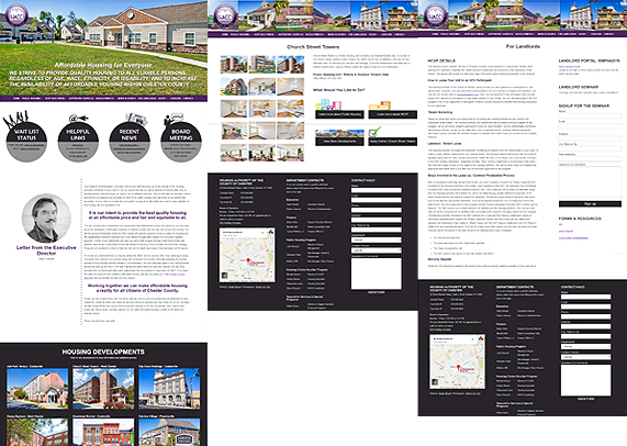 Website Design: HACC