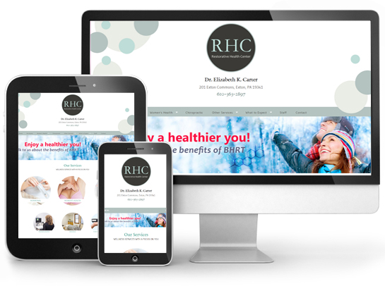 Website Design: RHC