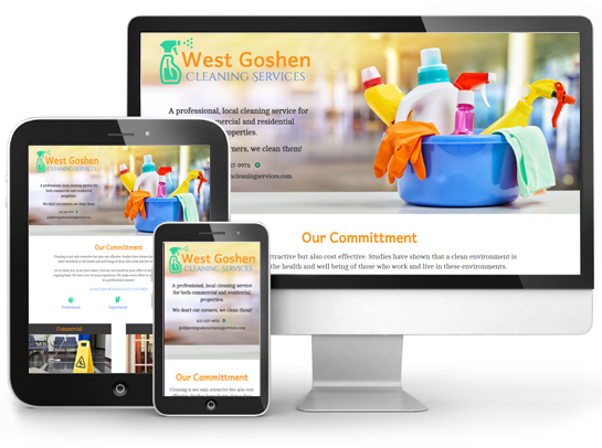 Website Design: WGCS